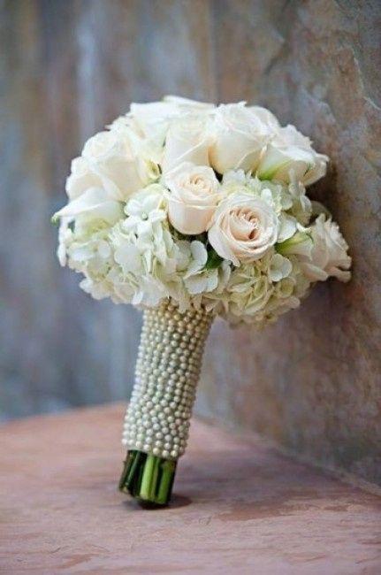 Connu Per chi opterà per un bouquet di rose bianche - Organizzazione  TE58