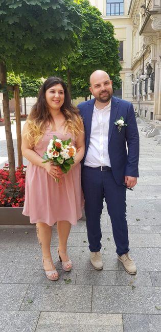 Finalmente sposi civilmente 1