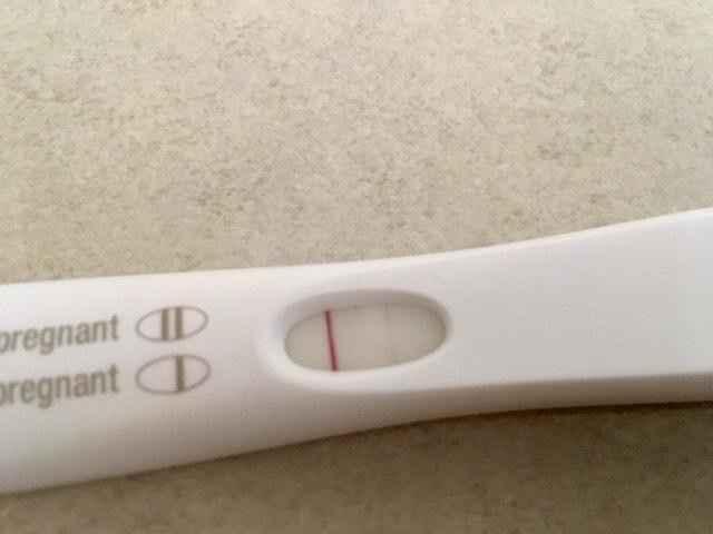 Test gravidanza first response - 1
