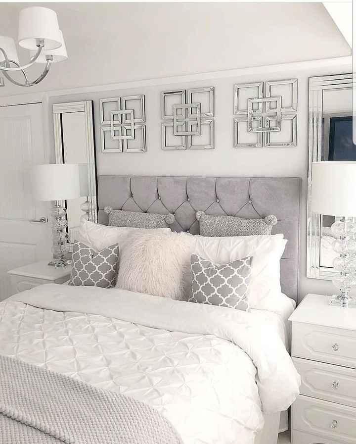 Qualcuno sa dove posso trovare queste cornici sopra al letto? - 1