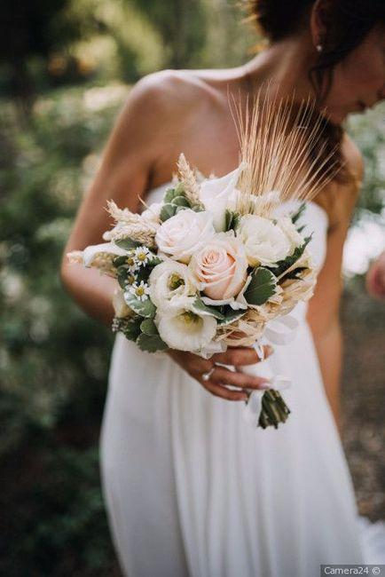 Idee bouquet o cestini spargi-petali damigelle? - 1