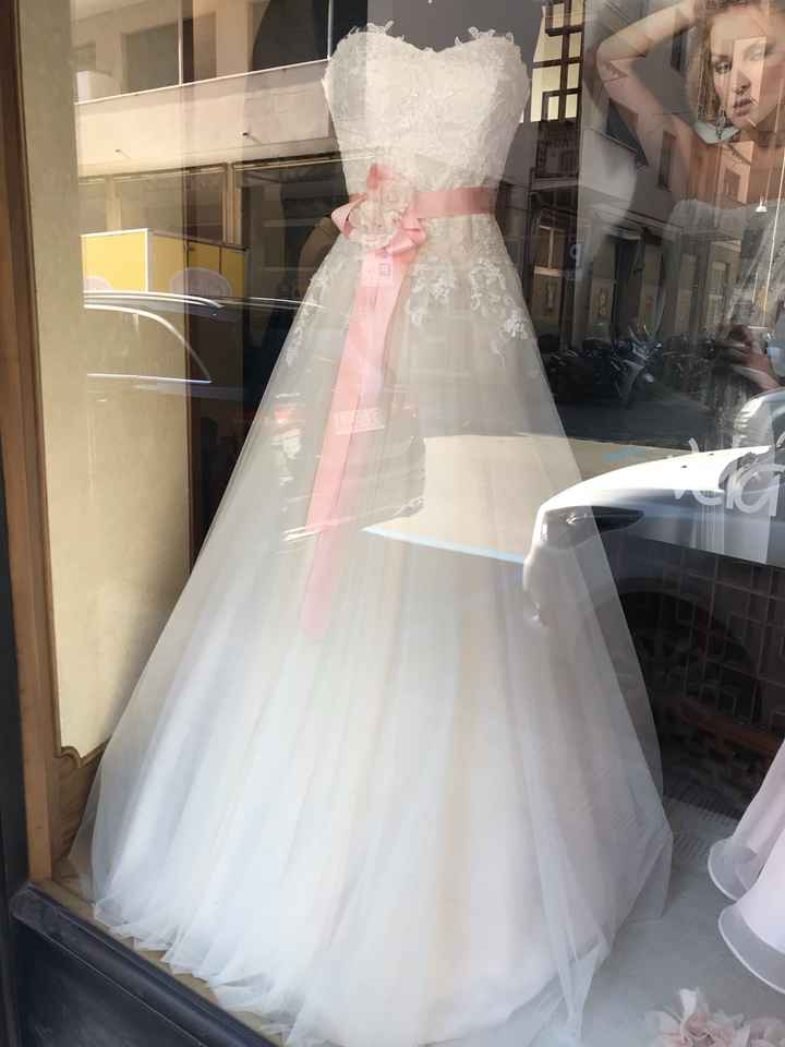 Diresti Sì a questo abito da sposa? - 1