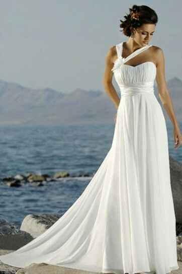 Vestito semplice per matrimonio informale (ma elegante) - 1