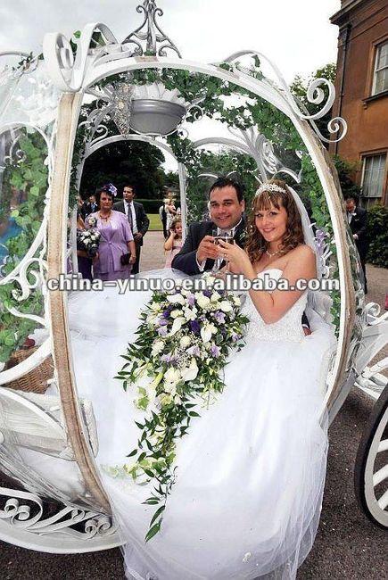 Matrimonio Tema Zucca : La carrozza organizzazione matrimonio forum