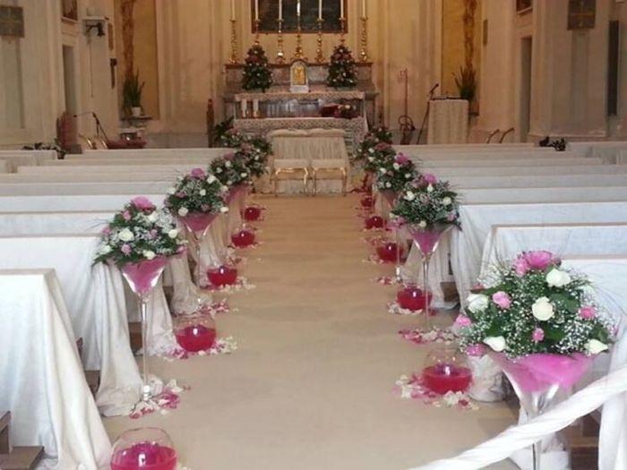 Matrimonio Natalizio Addobbi Chiesa : Addobbi chiesa organizzazione matrimonio forum