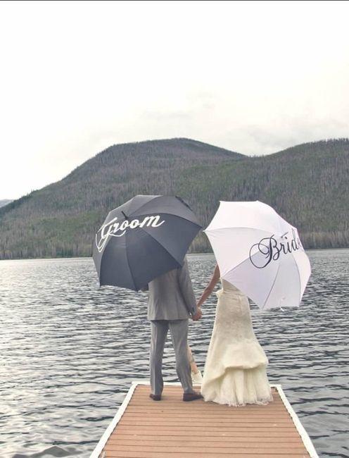"""""""You can stand under my umbrella"""" ovvero pioggia e ombrelli 2"""