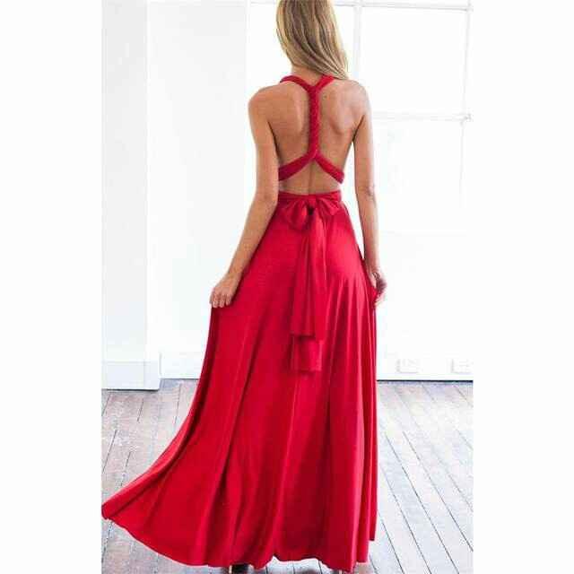 Vestito damigelle: ladies in red! - 2