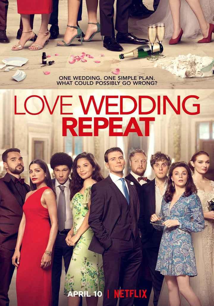 State guardando qualche film a tema matrimonio questo periodo? - 1