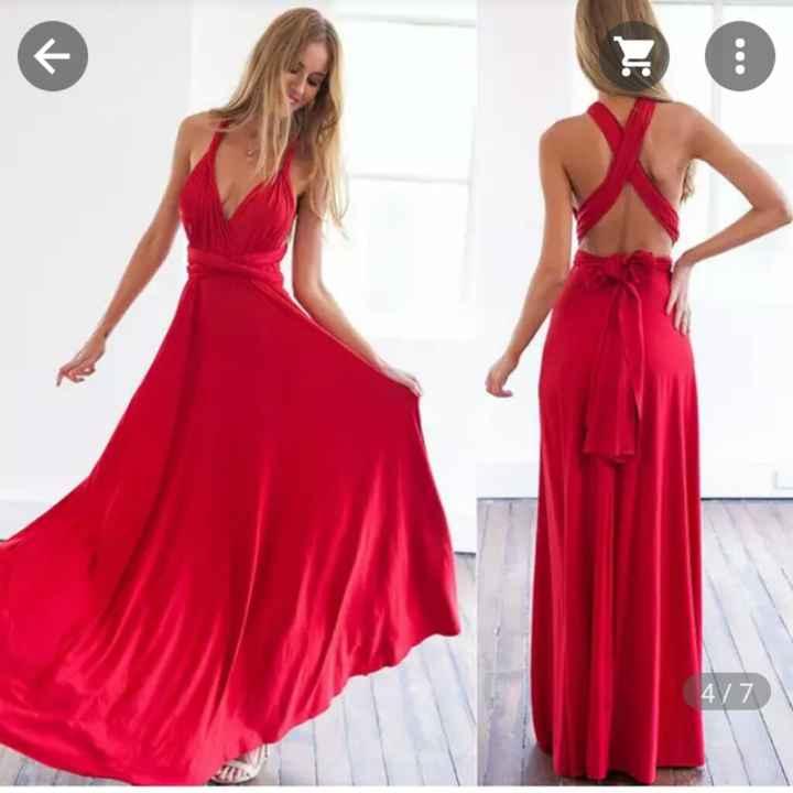 Nuovo abito per le damigelle, l'altro boicottato xd - 6