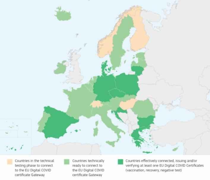Green pass Europeo è stato approvato, più facile viaggiare in Ue! - 3