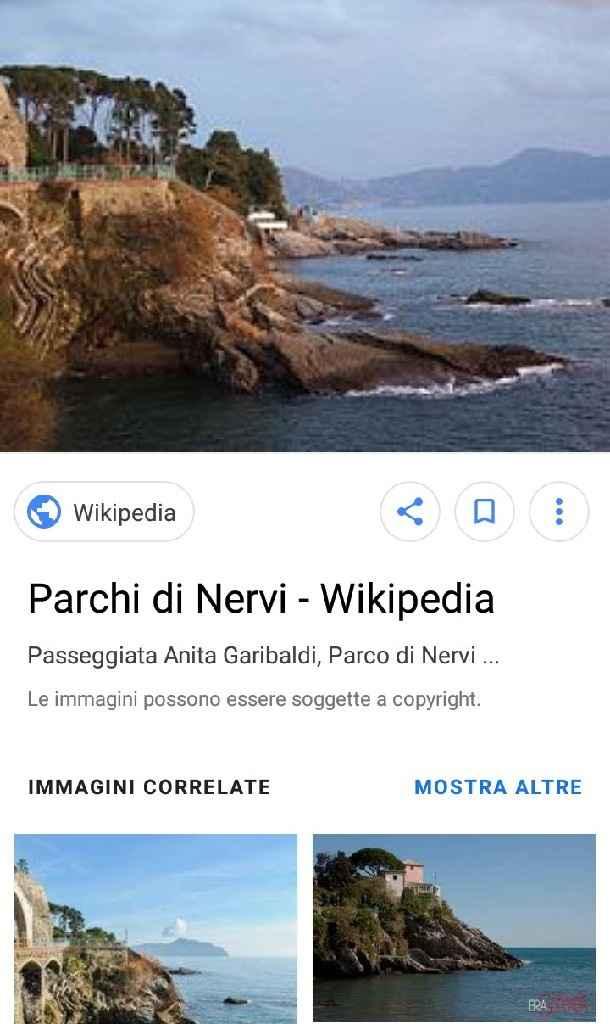 Video Prematrimoniale in Liguria - 2