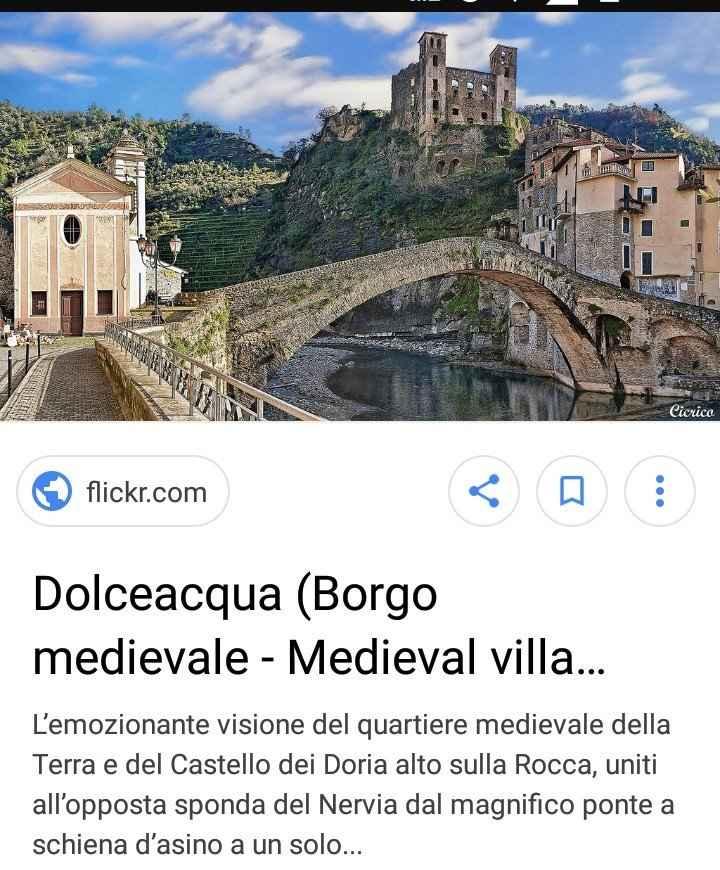 Video Prematrimoniale in Liguria - 5