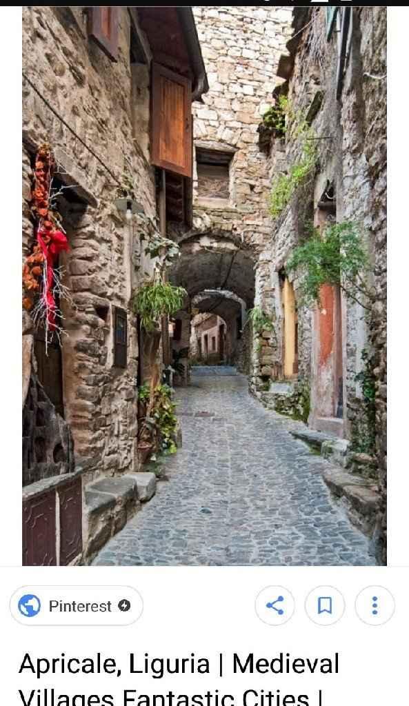 Video Prematrimoniale in Liguria - 6