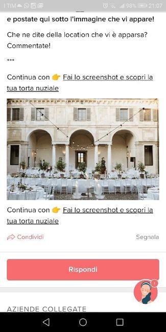 Fai lo screenshot e scopri la tua location 18