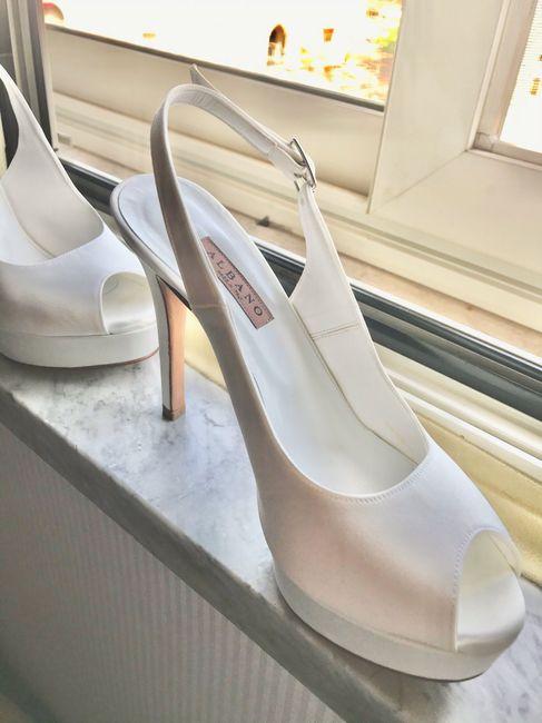La scelta della scarpe 😍 - 1
