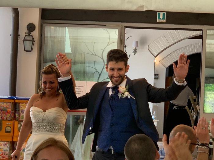 Wedding day 🎉🎉🎉🎉 2