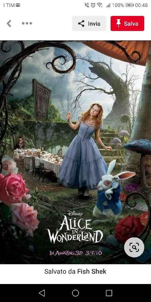 Alice e il cappellaio matto - 1