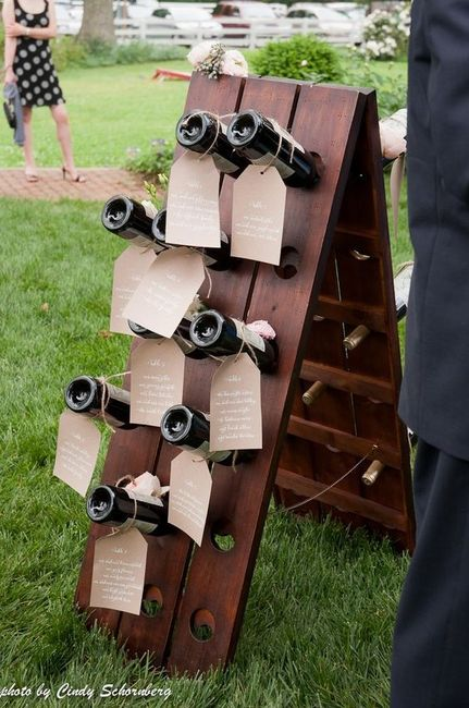 Matrimonio Tema Campagna : Tableau tema vino fai da te forum matrimonio