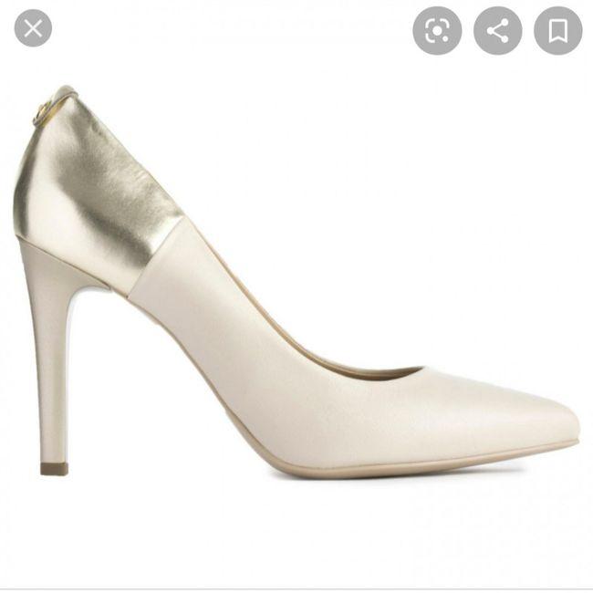 Scelta scarpe sposa 2