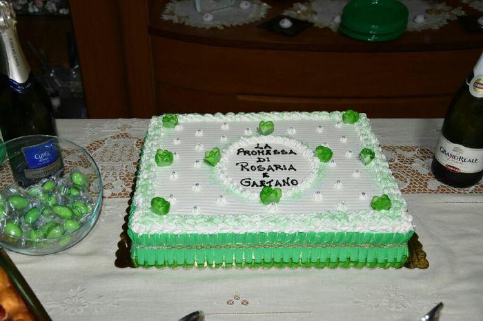Molto Torta promessa di matrimoniohelp!! - Prima delle nozze - Forum  JF24