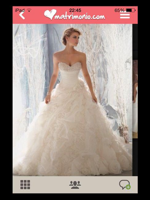 Elenco fascia prezzi abiti da sposa - 1