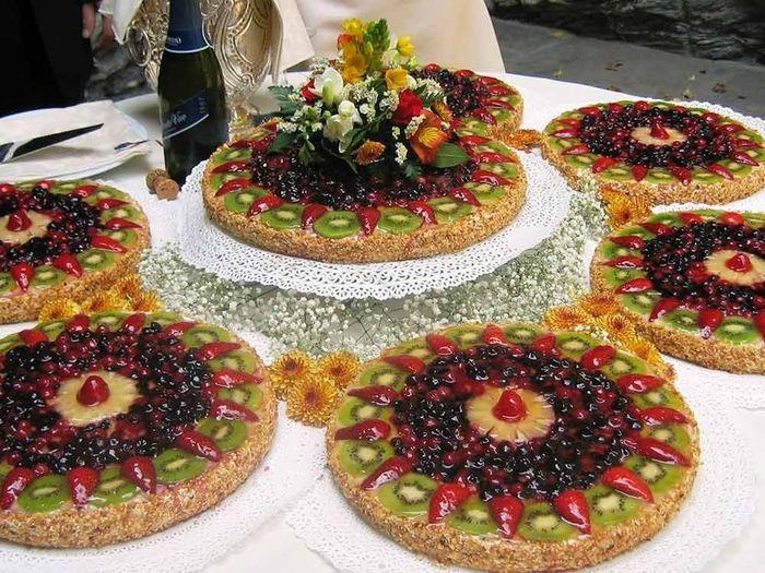 La torta matrimoniale più bella di tutte! - Ricevimento di