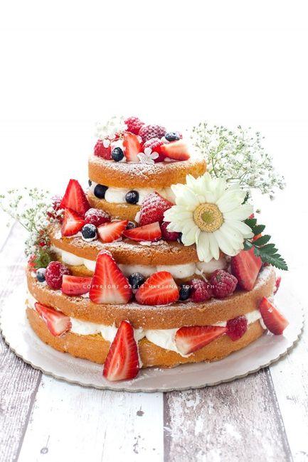 Wedding naked cake..!? - Ricevimento di nozze - Forum