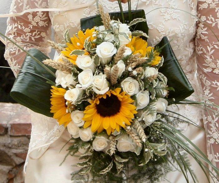 Fiori Matrimonio Girasoli : Colore fiori in chiesa organizzazione matrimonio