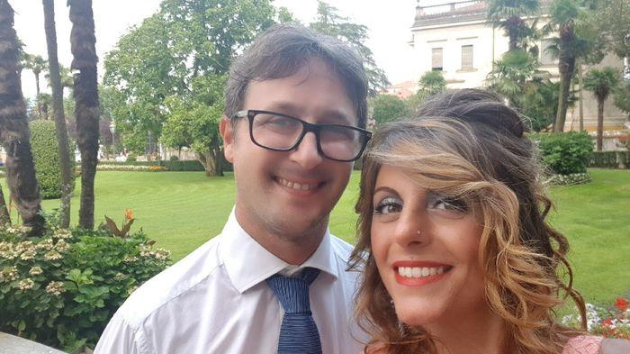 Il primo matrimonio di amici da sposati 3