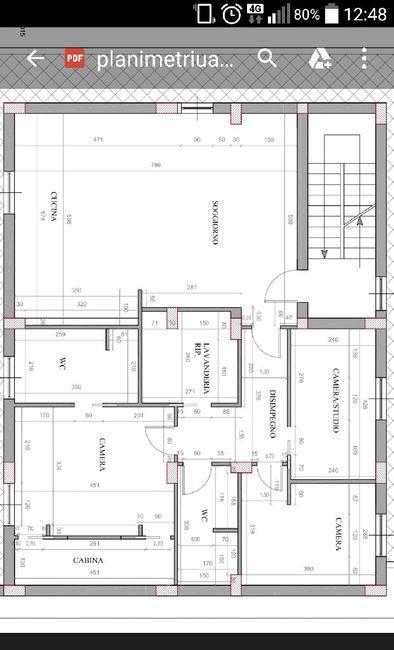 Progetto villetta 100 mq cheap mostra gli allegati with - Programma progetto casa ...