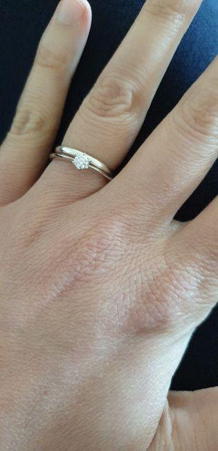 Anello di fidanzamento. 6