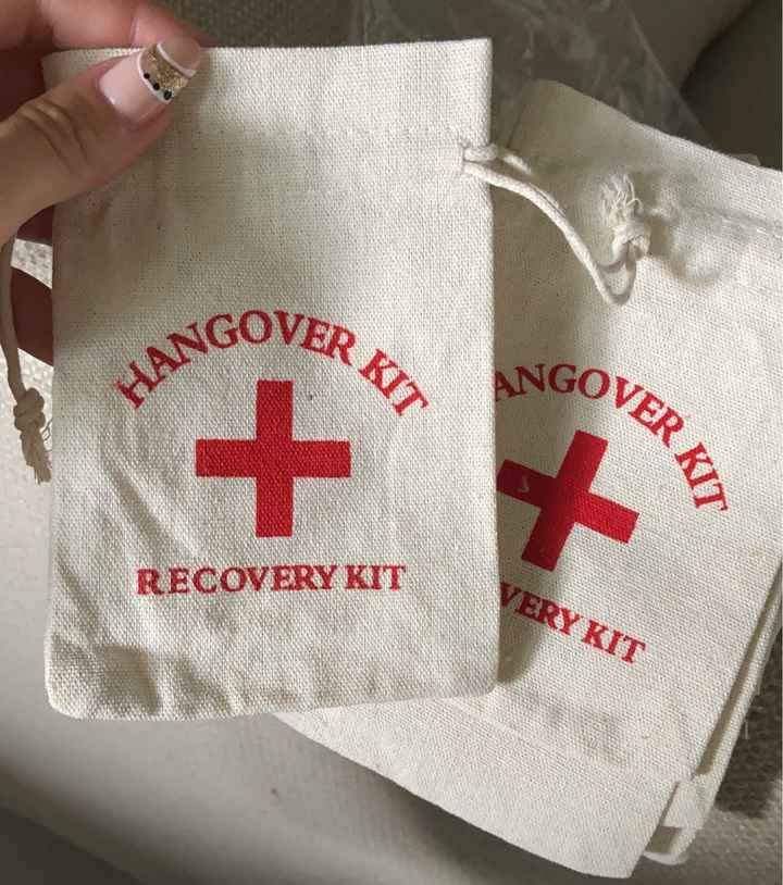 Hangover kit 🤯🍸 😎 - 1