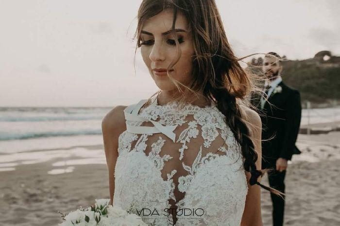 Chi di voi ha fatto le foto dopo la cerimonia sulla spiaggia con sabbia? - 6