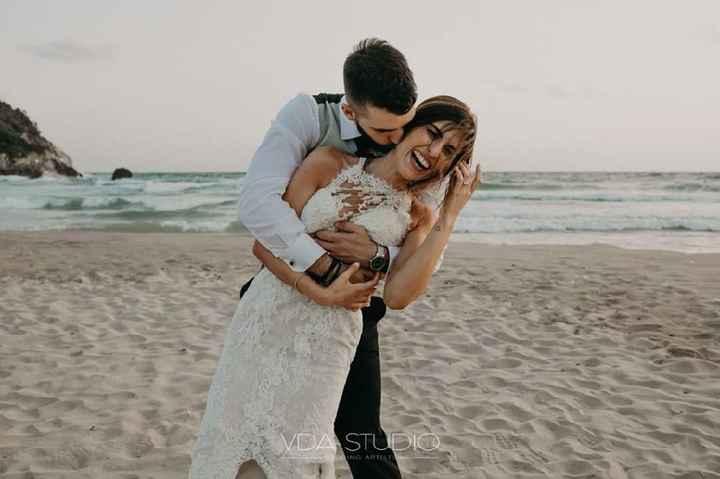 Sposi che celebreranno le nozze il 25 Agosto 2018 - Frosinone - 1