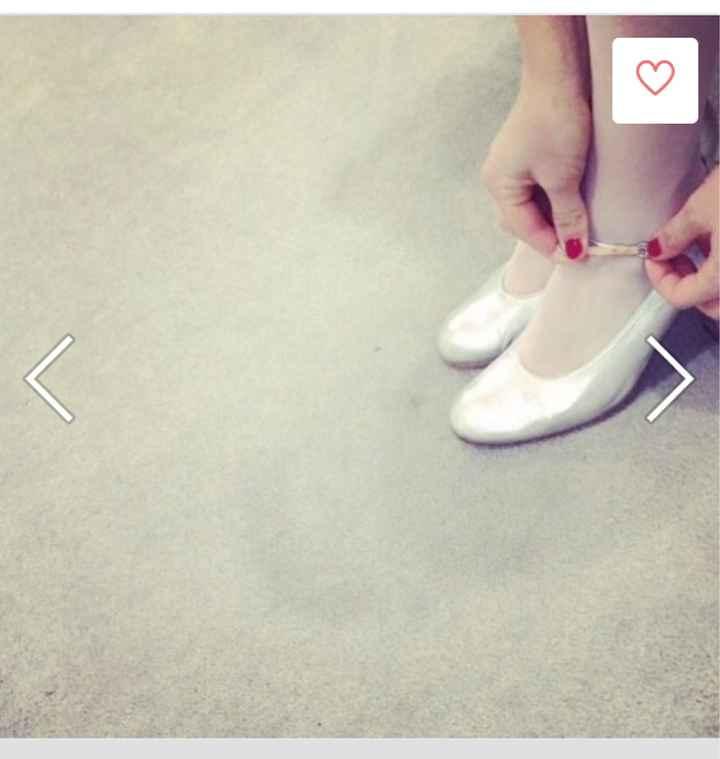 Sono curiosa di vedere le vostre scarpe. .. - 1