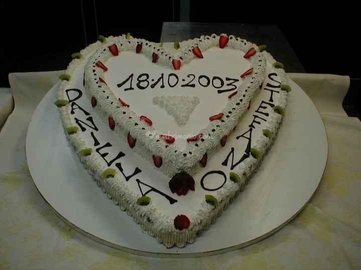 La torta che ho scelto!