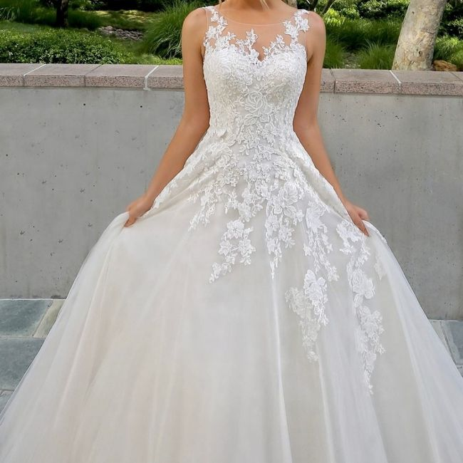 Abiti sposa enzoani - 1
