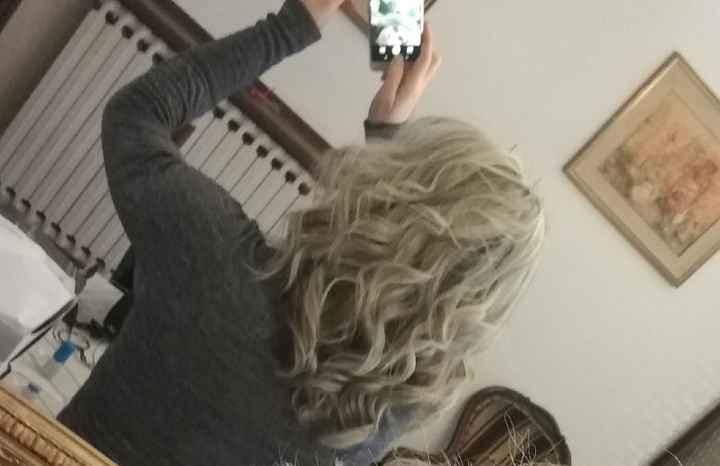 Colore capelli per matrimonio - 2