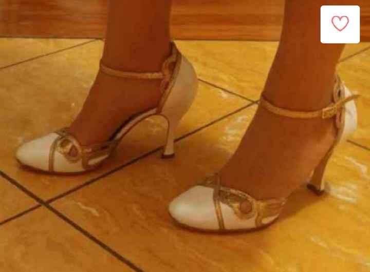 Ho scelto le scarpe da ballo! Ma... numero? - 1