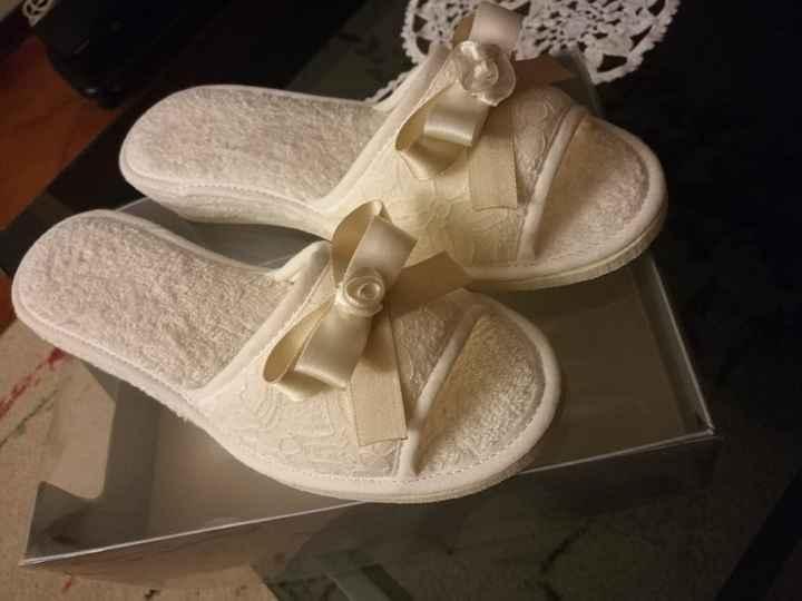 Ciabattine sposa - 2