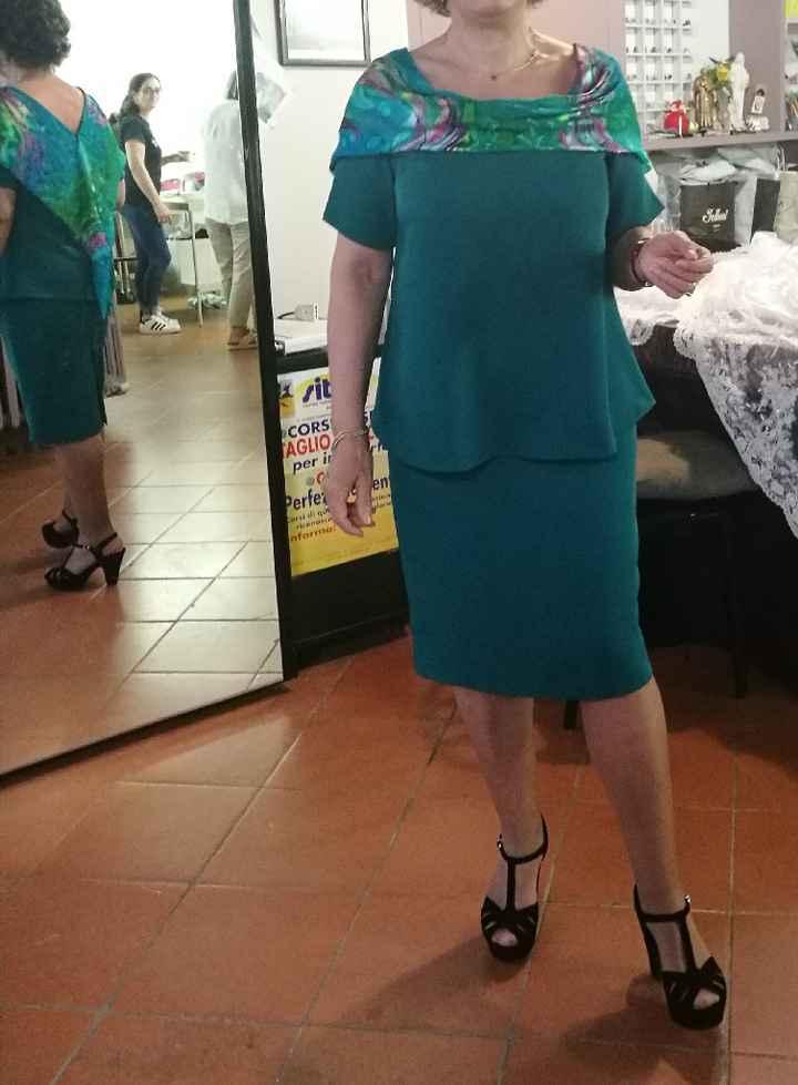Finalmente il vestito della mamma! - 1