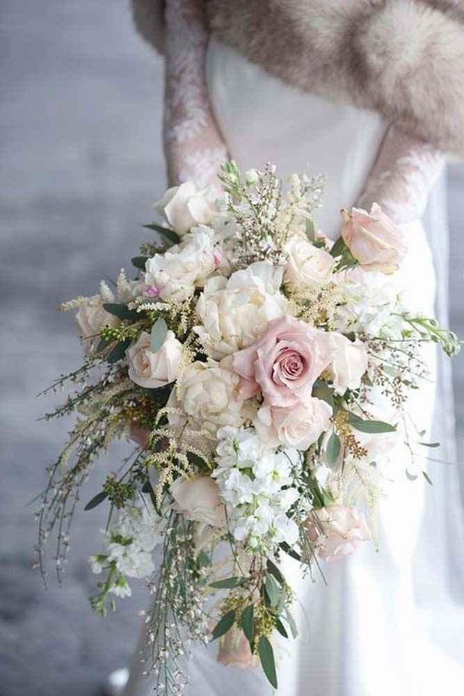Bouquet Sposa con Peonie - 1