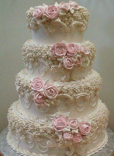 Bomboniere Matrimonio Pasta Di Zucchero.Torta Senza Pasta Di Zucchero Ricevimento Di Nozze Forum