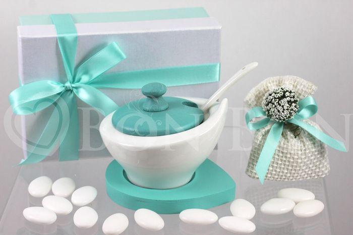 Bomboniere Matrimonio Verde Tiffany.L Esplosione Del Tiffany Forum Matrimonio Com