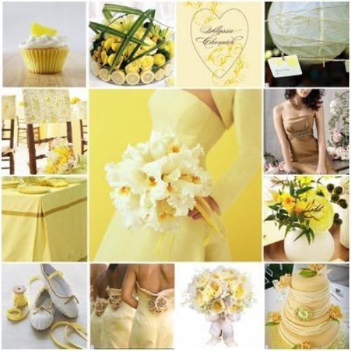 Matrimonio In Giallo E Bianco : Colore matrimonio: qualcuno ha scelto il bianco e giallo? forum