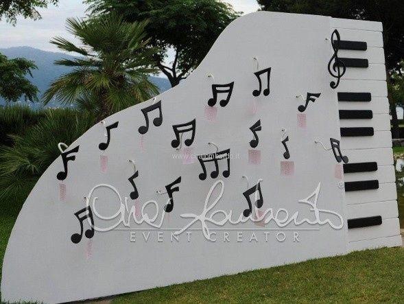 Matrimonio Tema Musica Idee : Tableau tema musica organizzazione matrimonio forum