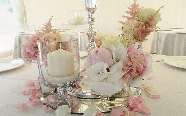 Matrimonio Tema Rosa Cipria : Un matrimonio da fiaba in pesca rosa cipria u rossabacca