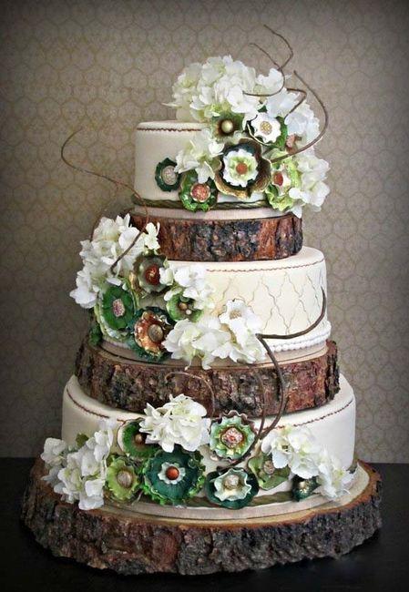 Torta Matrimonio Country Chic : Wedding cake in base allo stile country ricevimento di
