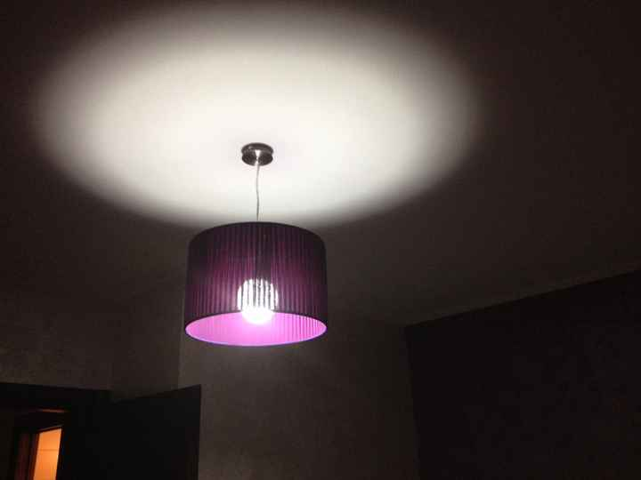 Le vostre lampade/lampadari in camera da letto - 1