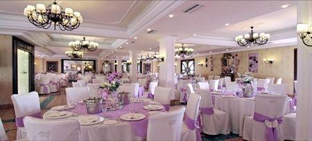 Allestimenti decorazioni tavoli organizzazione for Decorazioni tavoli matrimonio
